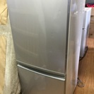 2007年 シャープ 135L 冷蔵庫 売ります