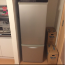 パナソニック168L冷蔵庫