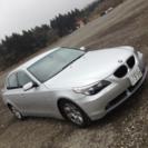 BMW525i ハイライン セダン シルバー