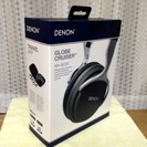 【極美品】 DENON Noise Cancelling Head...