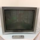 SONYブラウン管テレビ