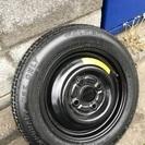 軽自動車用緊急タイヤ  テンポラリータイヤ