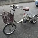 電動自転車 三輪 パナソニック 少しなら値段交渉あり