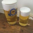 【お取引中】食品サンプル①ビール