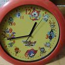 妖怪ウォッチ 掛け時計