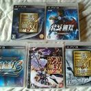 無双シリーズ5本セット【PS3用】最終値下げ!