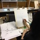 絵画教室ルカノーズ 池袋みらい館校 土曜クラス開校!