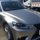 299万円 レクサス 30600キロ  IS250verL 4WD...