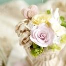 【募集】5/20・27 粘土(クレイ)で作るお花*はじめてレッスン♪ - 大阪市