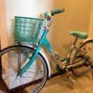 22インチ ブリジストン自転車