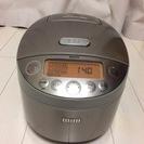 圧力IHジャー炊飯器:SANYO おどり炊き ECJ-JK10 5.5合