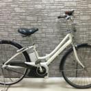 ヤマハ  パスシティ  リチウム 電動自転車