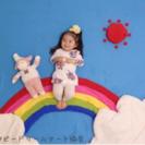 【川崎】赤ちゃんの可愛いアート写真☆