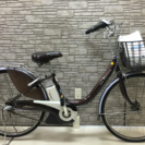 新基準 ブリジストン アシスタ 6Ah(リチウム) 電動自転車 中古