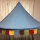 IKEA ベッド用テント