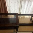 スライド式 ガラステーブル ★交渉中★