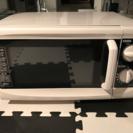 アイリスオーヤマ 電子レンジ 2013年製