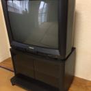 キャスター付テレビボード