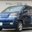 【誰でも車がローンで買えます】H14  ヴォクシー 2.0V 紺 ...