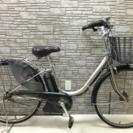 新基準  ヤマハ  パスナチュラ  リチウム 電動自転車 26インチ