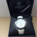 SACSNYの腕時計