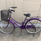 鍵付き中古自転車