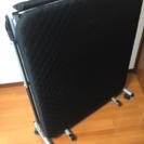 【取引中】アイリスオーヤマの折りたたみ式ベッド