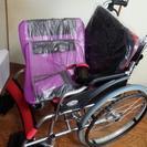 最終値下げです!!自走式アルミ製車椅子 パピネス CA-10SU ...