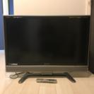 SHARP AQUOS 37インチ 液晶カラーテレビ