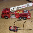 消防車のラジコン