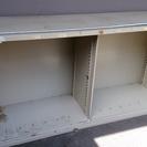 スチールラック棚の枠 物置の中・倉庫内にいかが? トラックの荷台の...