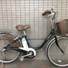 ヤマハ パス リチウム  電動自転車  中古 26インチ