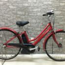 新基準  ヤマハ  パスシティF  リチウム 電動自転車