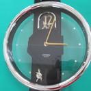 (W-26) CITIZEN QUARTZ 4MP-C01 掛時計...