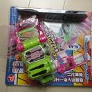 仮面ライダーエグゼイド プチライダーガシャット ¥500