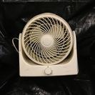 【USED】 扇風機 サーキュレーター CAS-J19 山善 白 ...