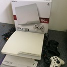 PS3 CECH-3000A 160GB 純正コントローラー セッ...