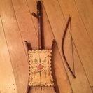 リハブ(ヨルダンの遊牧民の弦楽器)