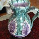 イタリア製陶器☆花瓶☆インテリア等に