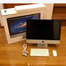美品!iMac core i5 21.5インチ/4GBメモリ/1T...