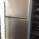 一人暮らし用 冷蔵庫 割れがあったので安くしました