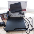 PS3 + おまけのソフト10本付 【商談中です】