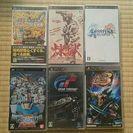 PSP ゲームソフトセット