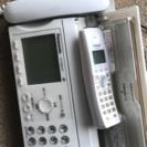 Panasonic 電話機 KX-PW606-W