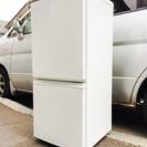 2006年製 シャープ 135ℓ2ドア冷蔵庫 LC042706