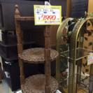 木彫り 花台 糸島 福岡