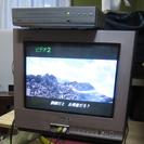 ソニー製 ブラウン管14型テレビ KV-14MF1 引き取り限定