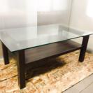 ガラスセンターテーブル LC050605
