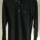 バーバリー BURBERRY ブラックレーベル シャツ 黒