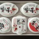 【新品未使用】最終価格★ディズニー 電子レンジ容器セット